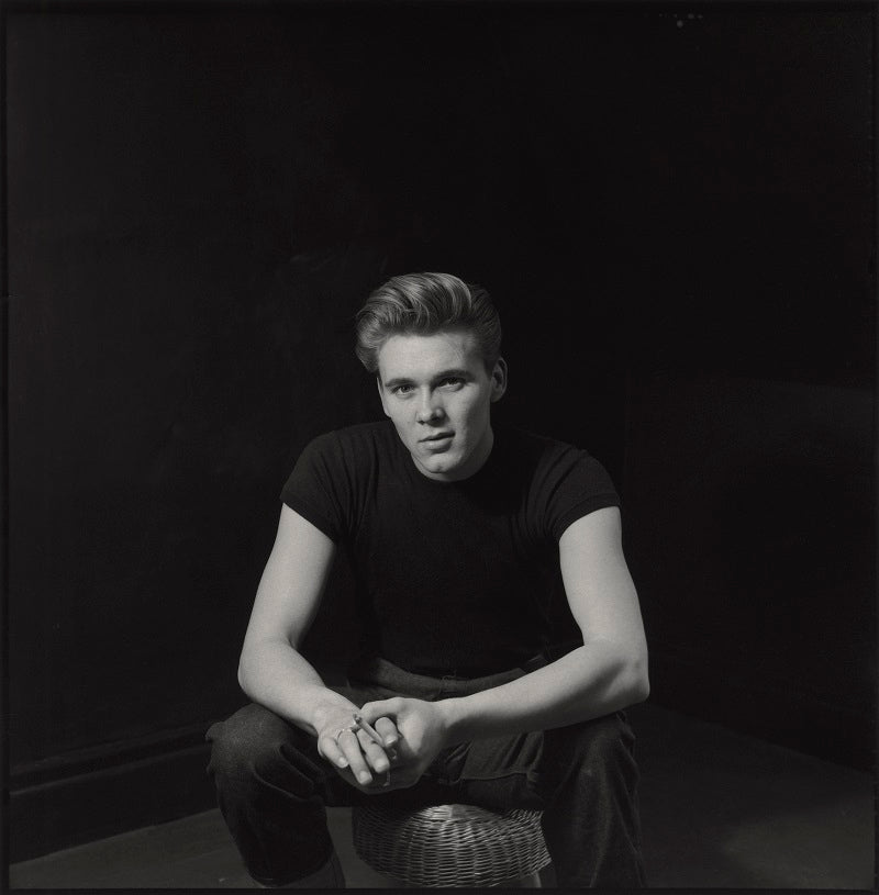 Billy Fury NPG x132757 Portrait Print