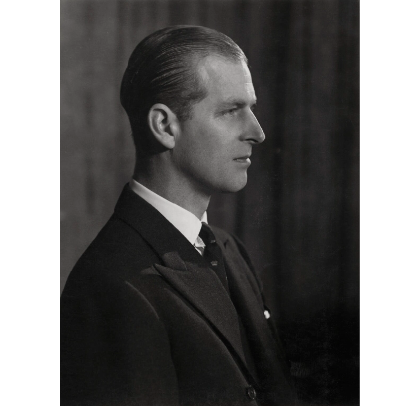 Prince Philip, Duke of Edinburgh NPG x134729 Portrait Print