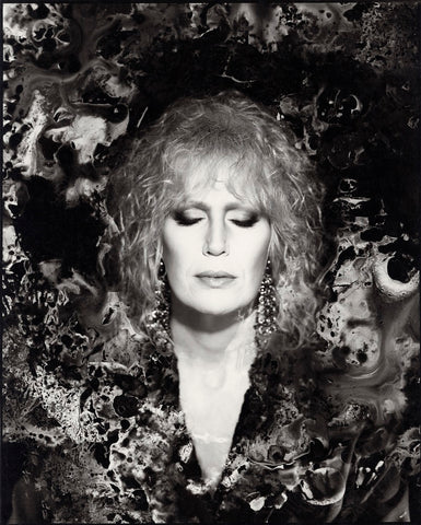 Dusty Springfield NPG x135228 Portrait Print