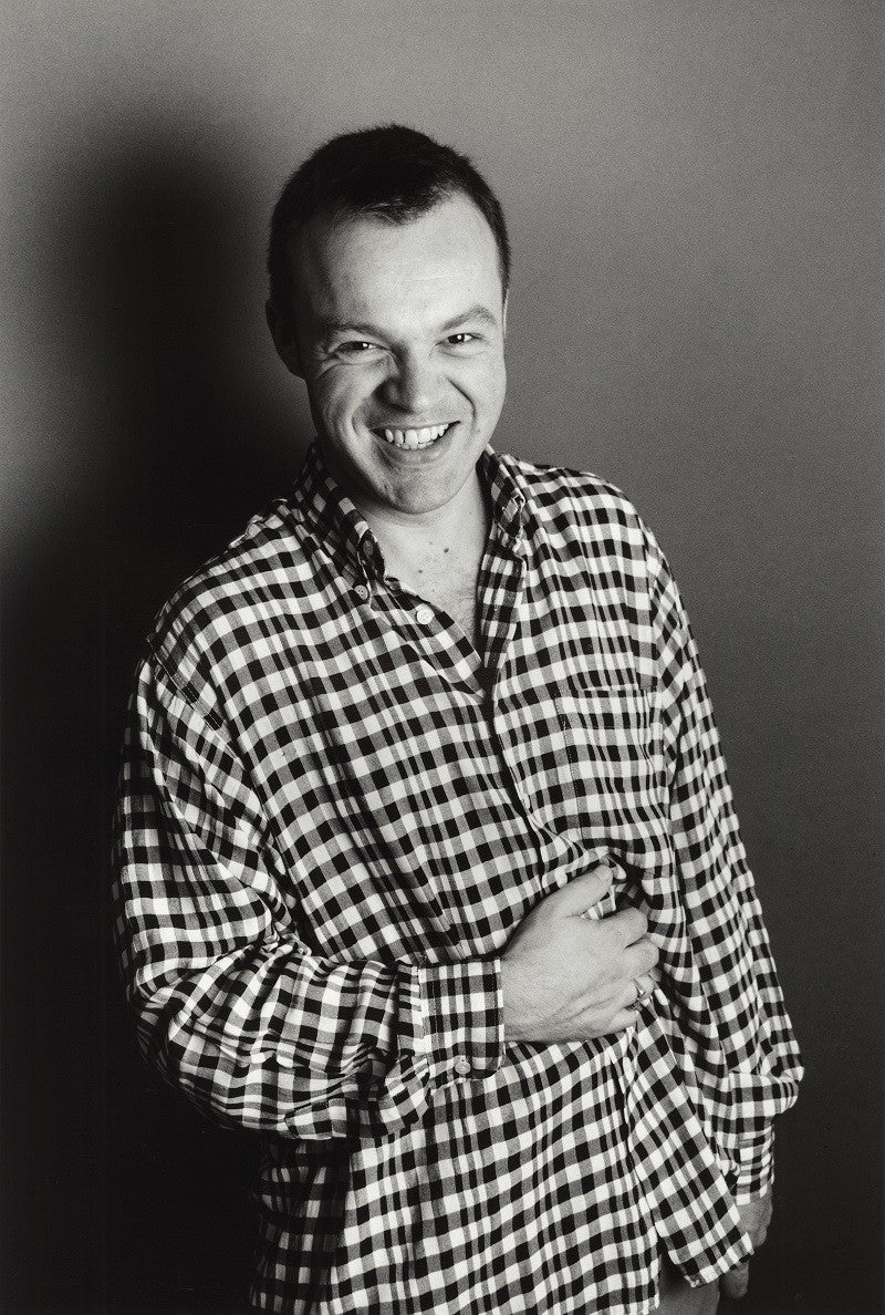 Graham Norton NPG x135943 Portrait Print