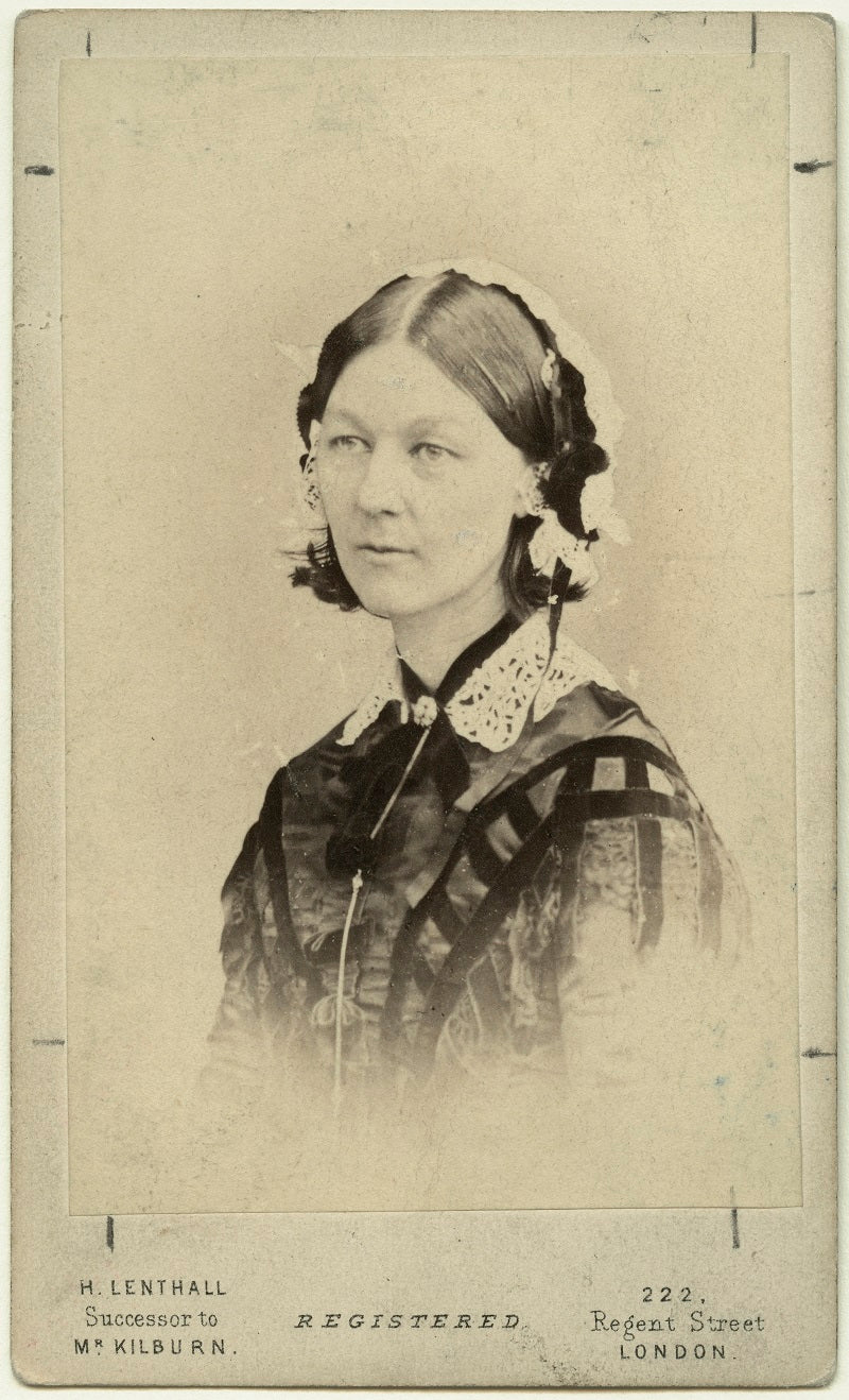 Florence Nightingale NPG x16135 Portrait Print