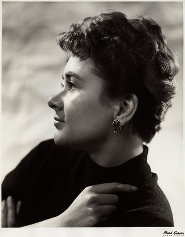 Joan Plowright NPG x17988 Portrait Print