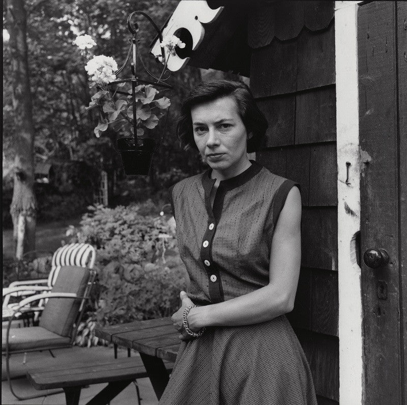 Patricia Highsmith NPG x195063 Portrait Print