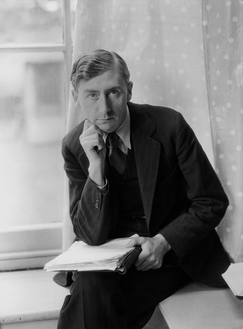 Herbert Read NPG x19532 Portrait Print