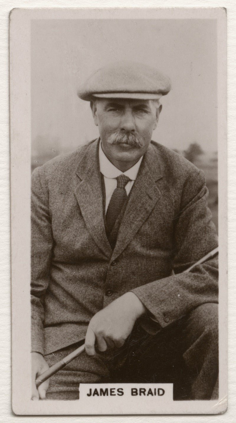 James Braid NPG x196371 Portrait Print