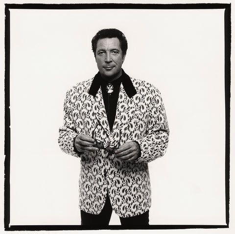 Tom Jones NPG x33999 Portrait Print
