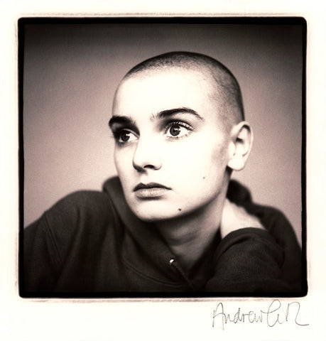 Sinead O'Connor NPG x35993 Portrait Print