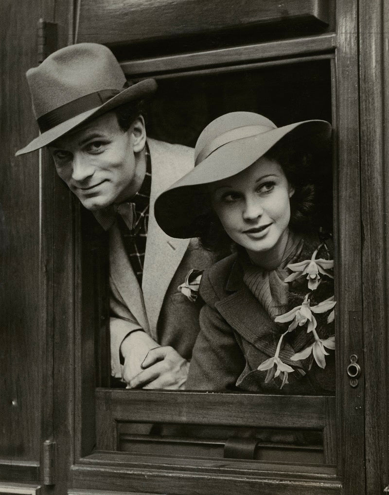 Laurence Olivier and Vivien Leigh NPG x36099 Portrait Print