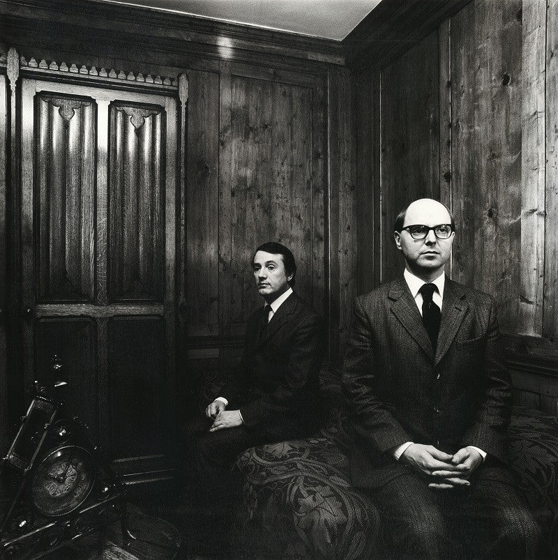 Gilbert & George NPG x38383 Portrait Print