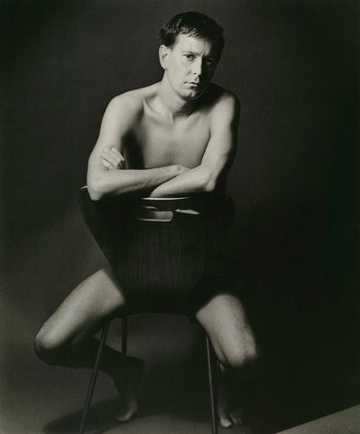 Joe Orton NPG x45226 Portrait Print