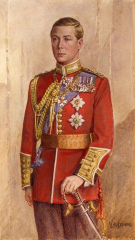 Prince Edward, Duke of Windsor (King Edward VIII) NPG x74753 Portrait Print