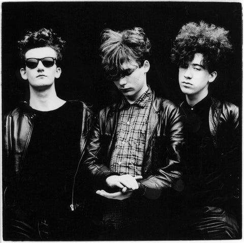 The Jesus and Mary Chain NPG x88141 Portrait Print