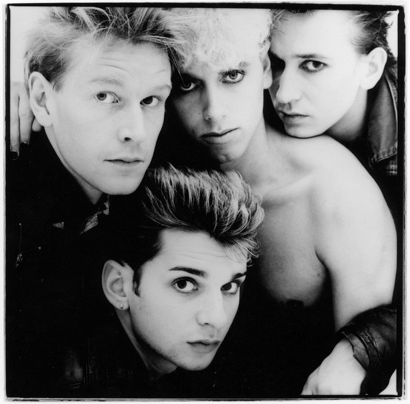 Depeche Mode NPG x88142 Portrait Print