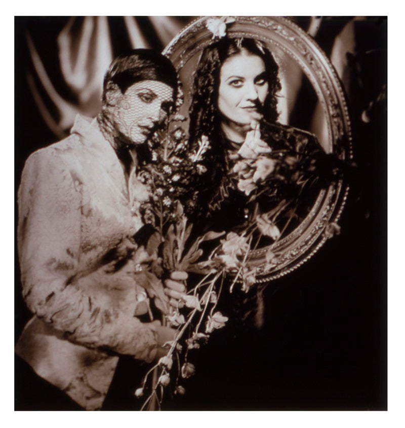 Shakespears Sister (Marcella Detroit; Siobhan Fahey) NPG x88145 Portrait Print