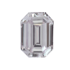0.38 Argyle Purple Pink Emerald Cut Diamond