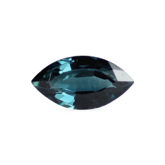0.44 Teal Blue Marquise Sapphire - Fairtrade Jewellery Co.