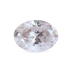 0.53 S-T SI1 Oval Lab Diamond