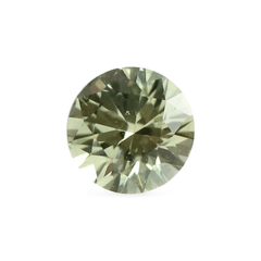 0.61 Light Autumn Valley Round Brilliant Montana Sapphire