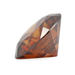 0.67 Deep Brownish Orange Red I1 Lab-Grown Diamond