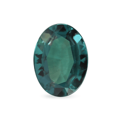 0.69 Oval-Cut Grown Alexandrite