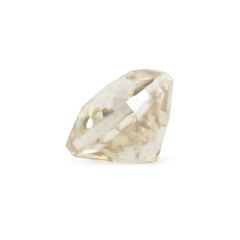 0.71 Light Brown (U-V) Crown Jubilee-Cut Vintage Diamond