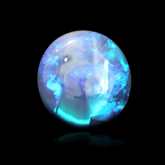 0.84 Northern Lights Opal - Fairtrade Jewellery Co.