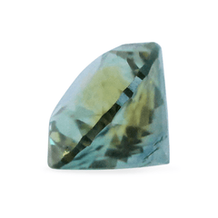 0.87 Forest Green Oval Brilliant-Cut Montana Sapphire