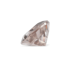 0.96 Pink Tea Rose Pear Modified Brilliant Zircon