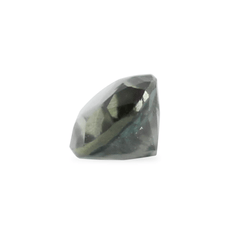 0.57 ct Greenish Blue Oval Brilliant Sri Lankan Sapphire