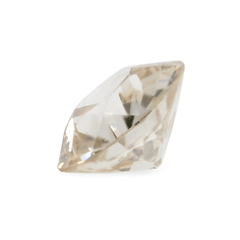 0.58 Very Light Brown Old European Recycled Diamond