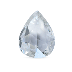 0.59 ct Pear Rose Cut Nouveau Recycled Diamond
