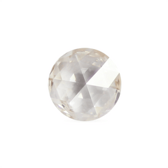 0.65 ct Round Rose Cut Diamond