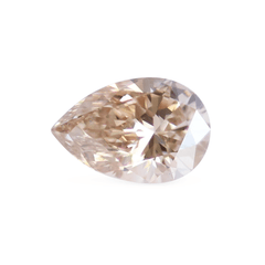 0.71 Peach Zephyr Pear Brilliant Laboratory Grown Diamond