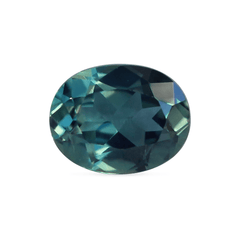 1.01 Teal Oval Australian Sapphire - Fairtrade Jewellery Co.