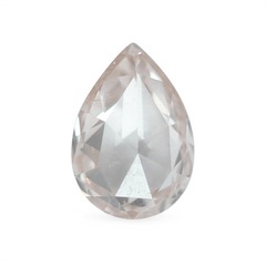 1.07 Cherry Blossom Pear Rose-Cut Lab Grown Diamond
