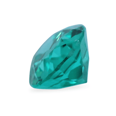1.15 Seafoam Green Oval-Cut Chatham Created Garnet