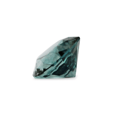 1.18 Teal Blue Pear Modified Brilliant Cut Montana Sapphire