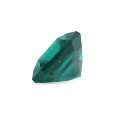 1.24 Octagonal Created Emerald