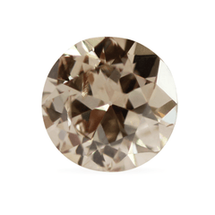 1.27 Fancy Pinkish Brown Vintage Diamond