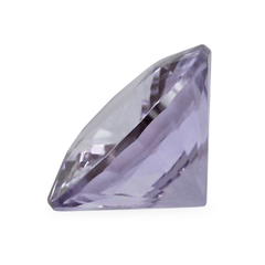 1.40 AKARA Certified Round Lilac Purple Medium Freesia Sapphire