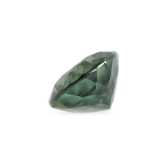 1.42 Sunny Forest Green Oval Modified Brilliant AKARA Sapphire