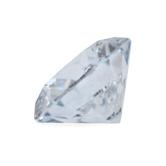 1.50 Round Brilliant Blue Nuance J Colour Lab-Grown Diamond