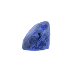 1.59 ct Light Blue Chatham Oval Mixed Cut Lab Sapphire - Fairtrade Jewellery Co.
