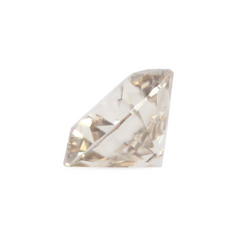 1.67 ct Warm Honey Round Brilliant Diamond