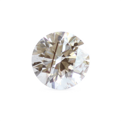 1.11 ct Faint Champagne Bi-Colour Diamond