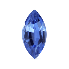 1.34 Light Blue Marquise Chatham Grown Sapphire