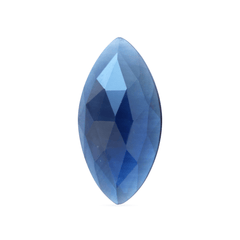1.78 Blue Marquise Rose Cut Australian Sapphire - Fairtrade Jewellery Co.