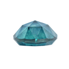 2.22 Oval Rose-Cut Green Blue Teal Montana Sapphire