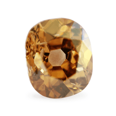 1.07 Brown Diamond Radiant Old Cut