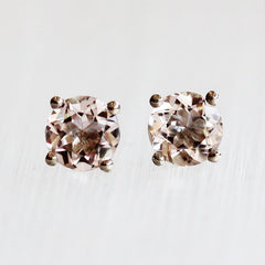 4 Prong Basket Studs